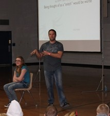 "GCS 4th & 5th GRADERS CHALLENGED TO ""BE THE SOMEONE"" WHO STOPS BULLYING"