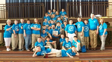GC CHESS TEAMS EARN NATIONAL RANKING!