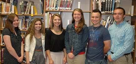 SIX GCHS JUNIORS SELECTED FOR PRESTIGIOUS GOVERNORS SCHOLARS PROGRAM!