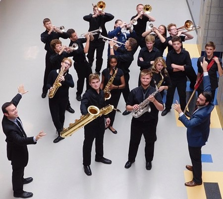 GCHS JAZZ ENSEMBLE SHOWCASED AT KMEA STATE CONFERENCE; 3 CHOIR MEMBERS TO PARTICIPATE IN ALL-STATE CHOIR