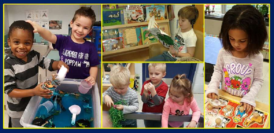 GRANT COUNTY PRESCHOOLS EARN 5-STAR RATING!