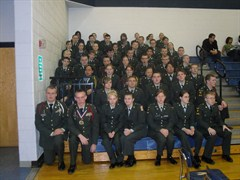 GCHS JROTC Cadets