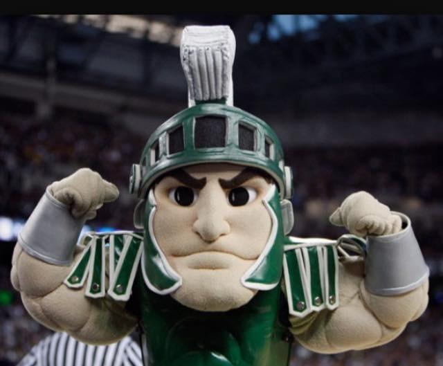 Go Spartans!!!!