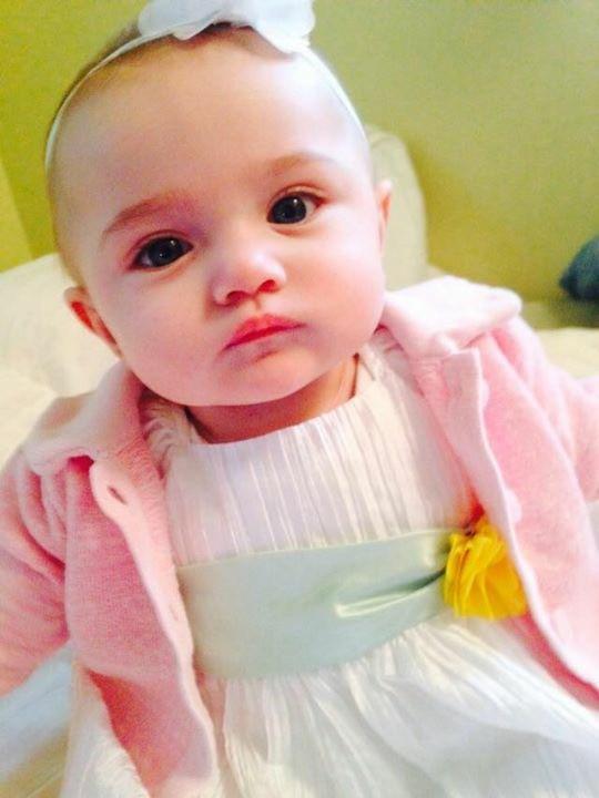 My niece, Vera!