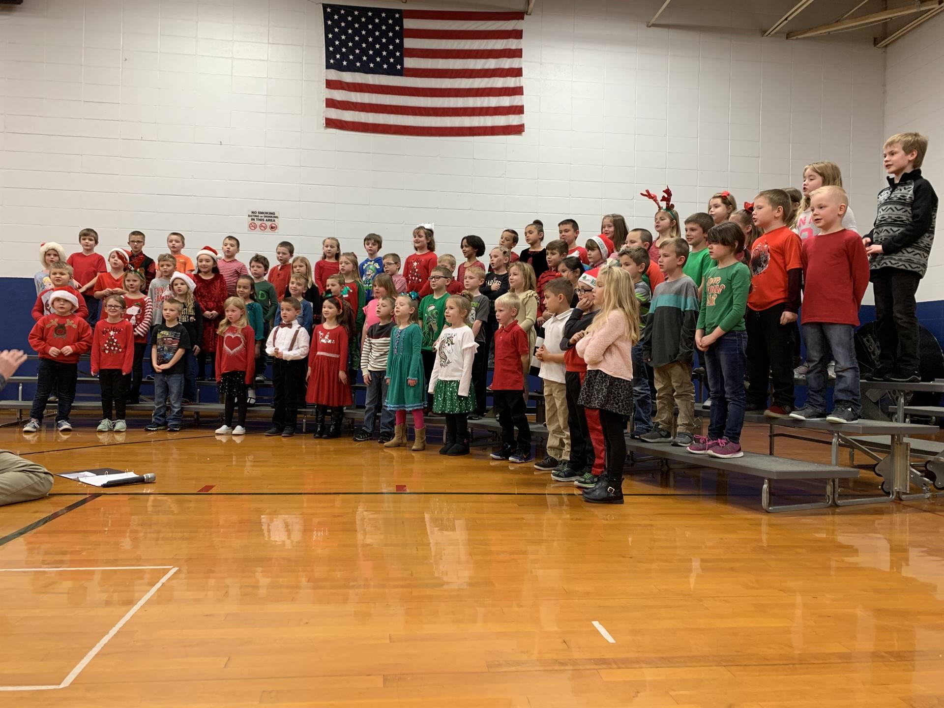 5th grade performance